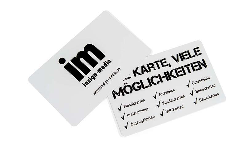 PVC Karte