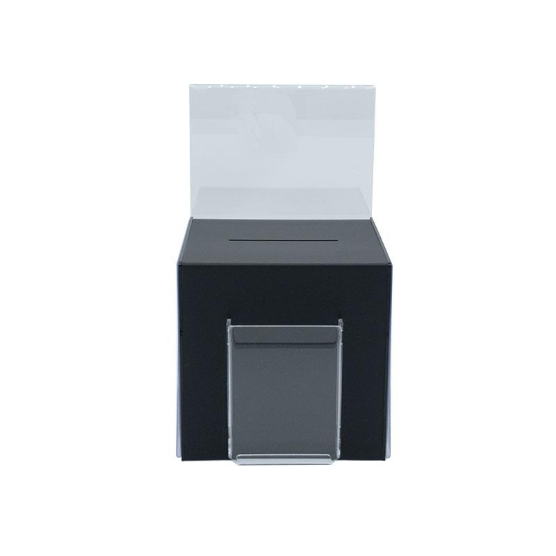 Acryl - Einwurfbox / Losbox